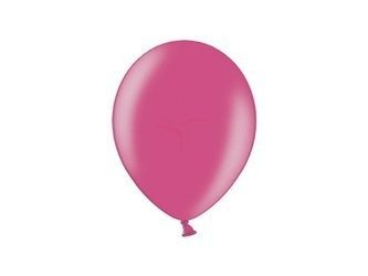 Balony Celebration 25 cm - ciemny różowy - 100 szt.
