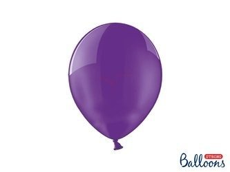 Balony Strong 27 cm - Crystal Violet - Fioletowy - 100 szt.