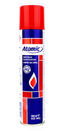 Gaz do zapalniczek Atomic Fireworks 300 ml