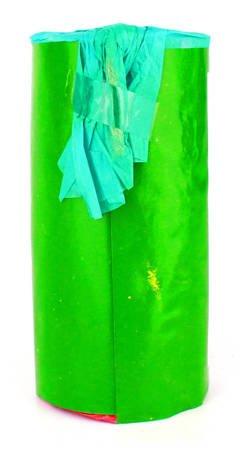 ŚWIECA DYMNA - Zielona - TXF652-4 - Triplex