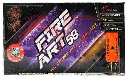 WYRZUTNIA FIRE ART 58 - PXB2403 - Piromax