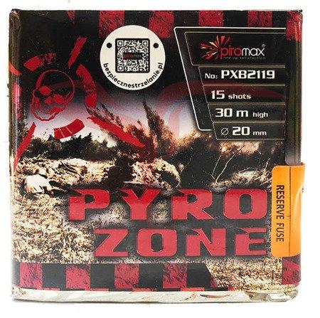 WYRZUTNIA PYRO ZONE - PXB2119 - Piromax