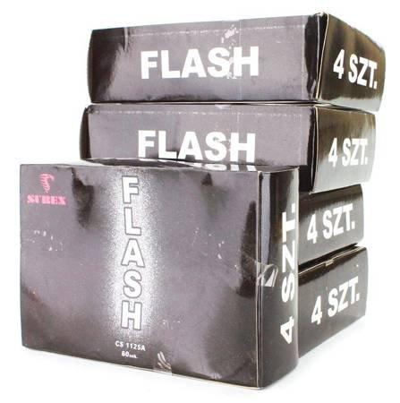 ZESTAW 5 x STROBOSKOP FLASH 60 sec. - Lontowy - CS1125A-60 - Surex